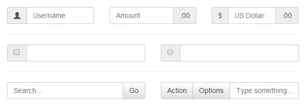 Bootstrap Input Samples | C# Examples