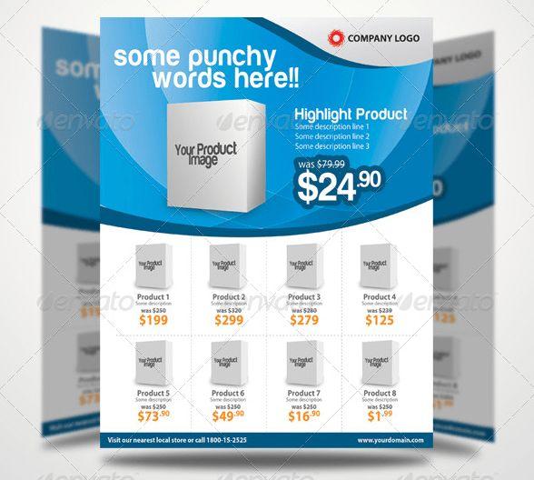 Elegant Creative Business Flyer Templates Designs For Modern Print ...