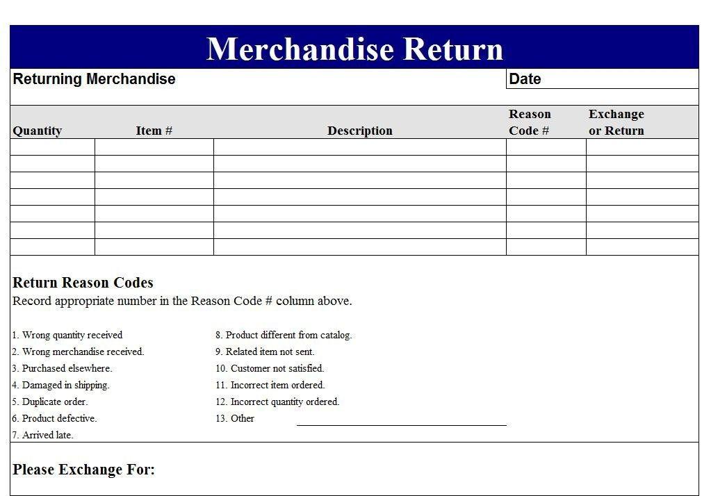 Catalog Order Form Template - Contegri.com