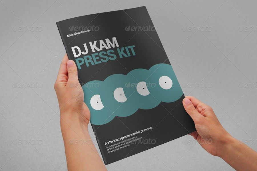 tools4dj - Promotional print templates for DJ's and producers