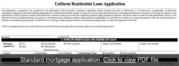 How to Apply for an FHA Loan Online - Application Process Overview