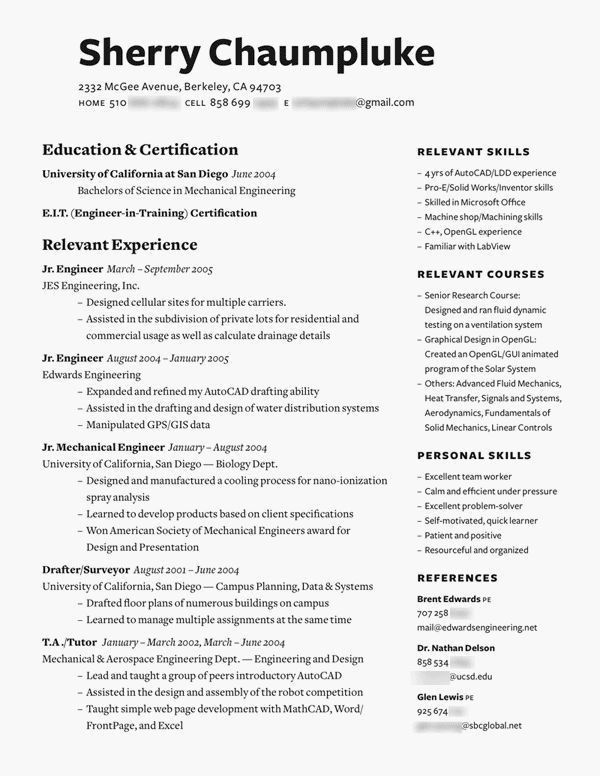 193 best Resume design images on Pinterest | Resume ideas ...