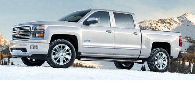 Chevy Silverado Vehicle Wrap Templates