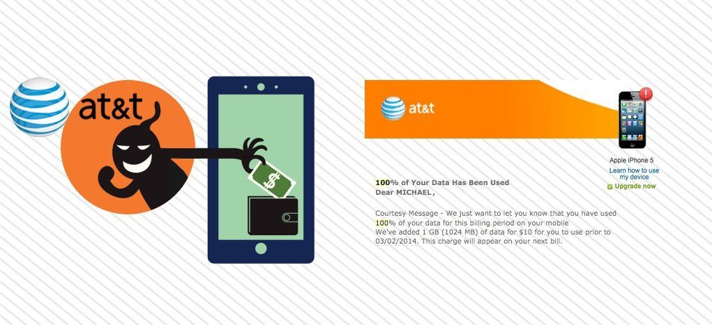 Hit With AT&T Data Overage Fees? Here's the Scam & the Stupid Fix ...