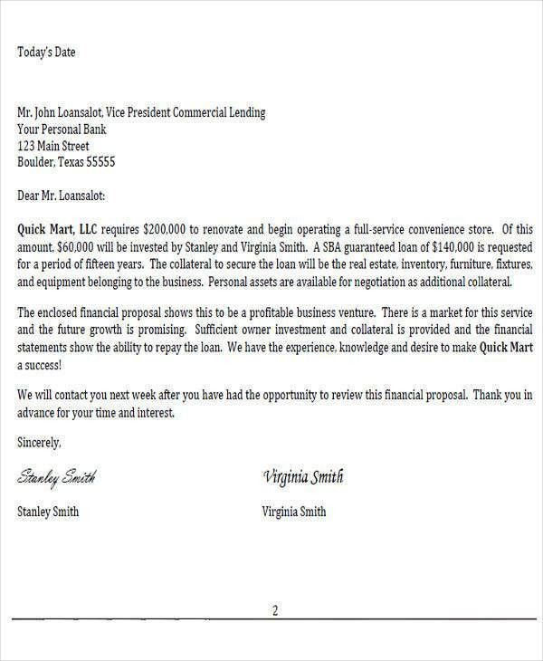44+ Business Letter Examples