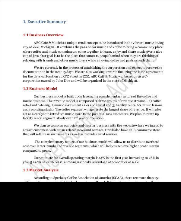 Stunning Best Executive Summary Photos - Best Resume Examples for ...