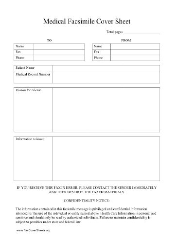 6 Best Images of HIPAA Disclaimer Fax Cover Sheet - HIPAA Fax ...