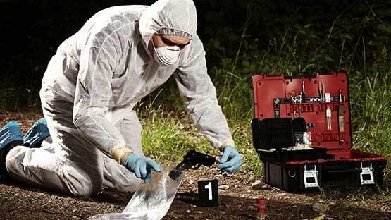 Crime Scene Technology - Forensic Science Associate in Science ...