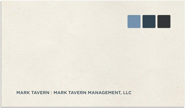 On becoming an artist manager. — Mark Tavern Management