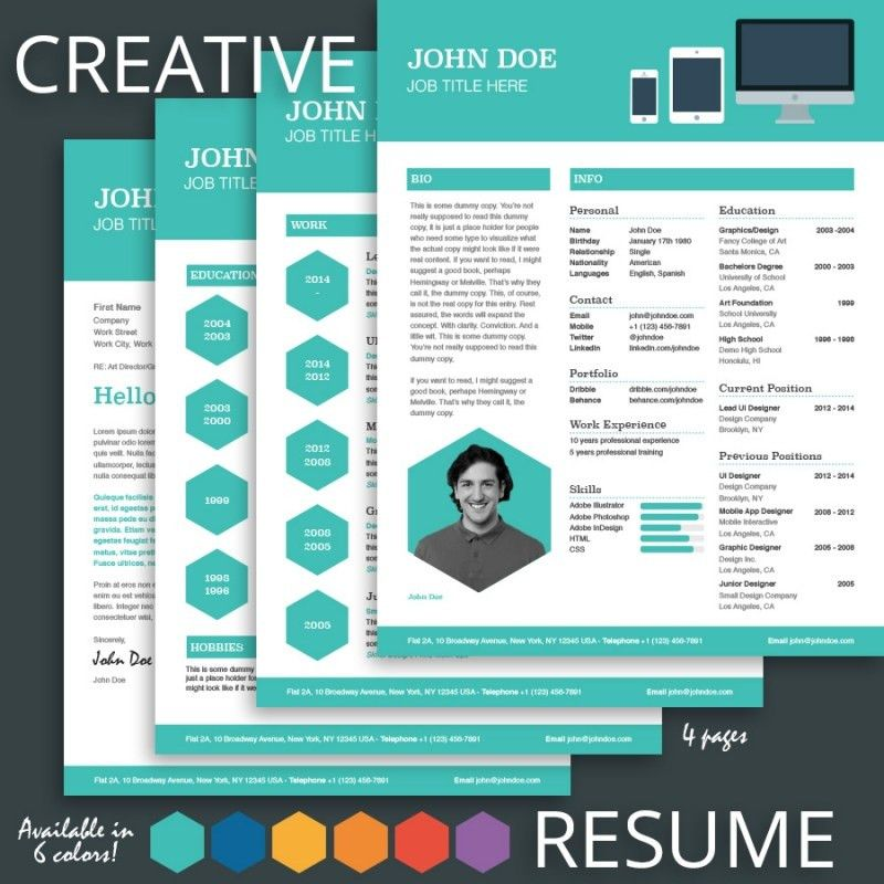 Resume Templates For Mac Pages. Free Resume Template Microsoft ...