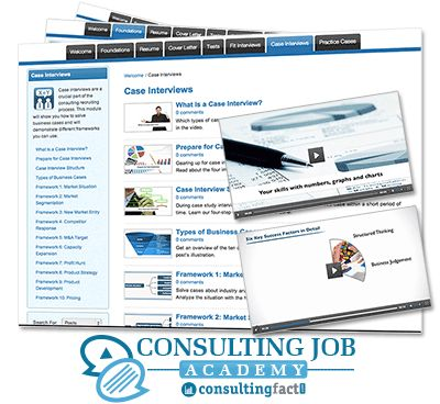 Management Consultant Jobs, Resumes, Case Interviews | ConsultingFact