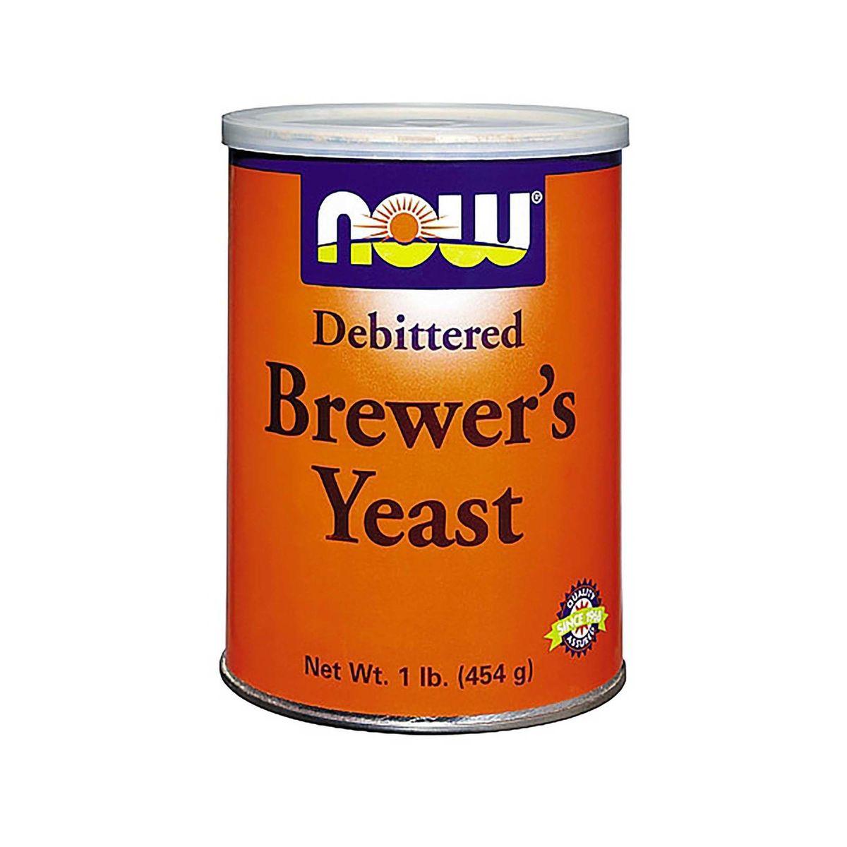 Debittered Brewer's Yeast
