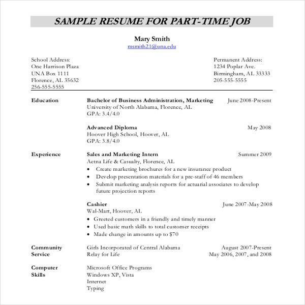 12+ Resume Writing Template U2013 Free Sample, Example Format Download .