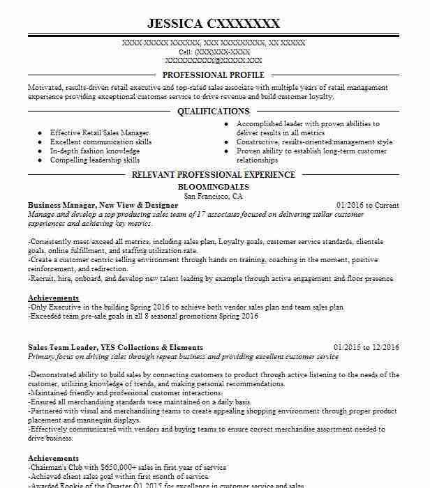 Business Resume Templates to Impress Any Employer | LiveCareer