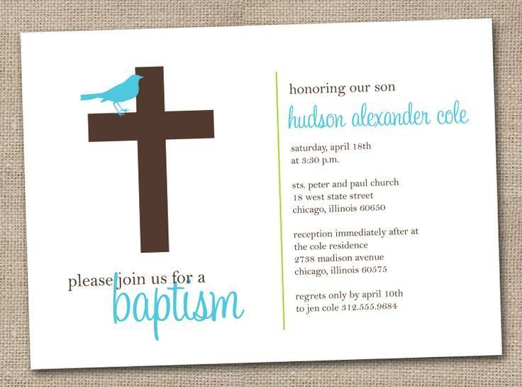 23 best Invites images on Pinterest | Christening invitations ...