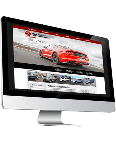 Car Dealership Website Templates and Inventory Management Software ...