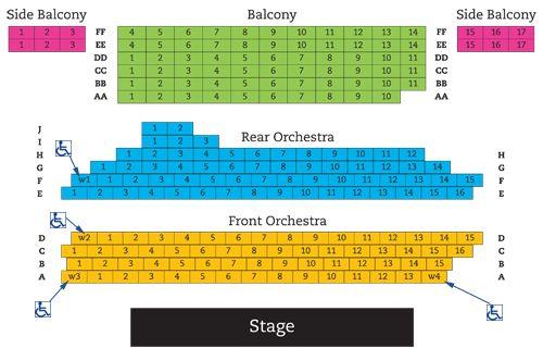 School Theater Ticketing Software