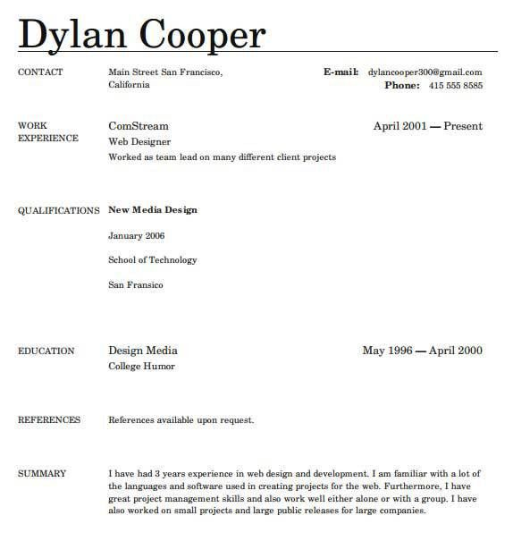 Download Resume Creator   haadyaooverbayresort.com