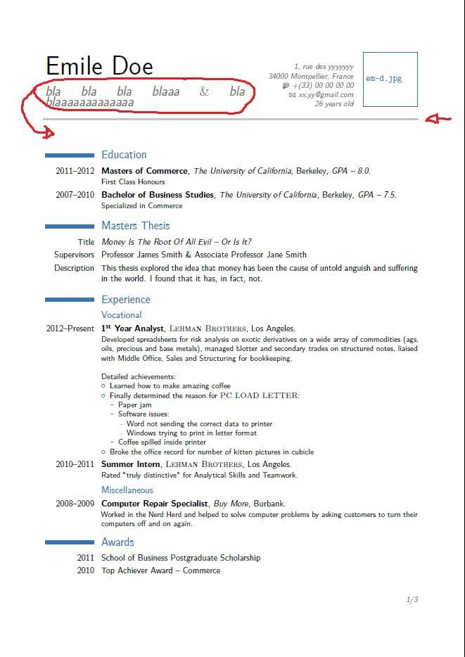 19+ [ Cover Letter For Resume ] | Formal Cv,Career Opportunities ...