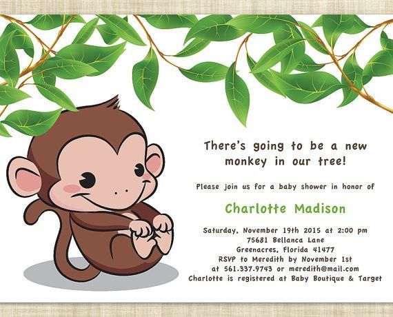 Free Baby Shower Invitations Templates | THERUNTIME.COM