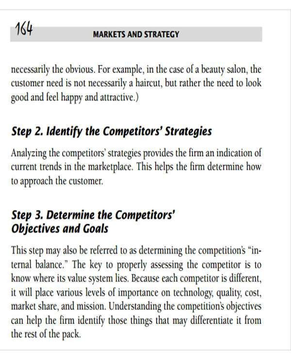 8+Competitor Analysis Template - 9+ 9+ Free Word, PDF Format ...