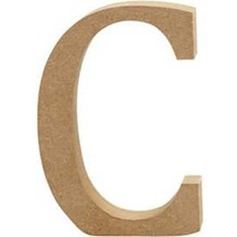 Wooden Letters, Numbers and Shapes | Hobbycraft