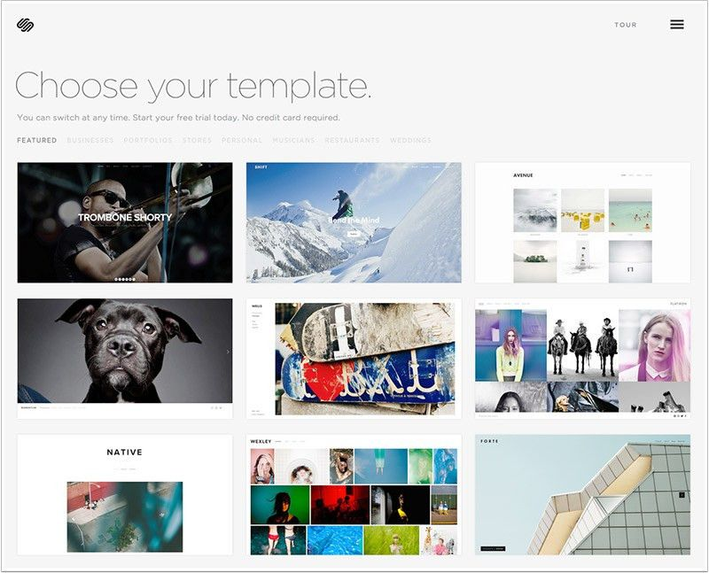 Wix vs Weebly vs Squarespace | The Best Website Builder | 2014