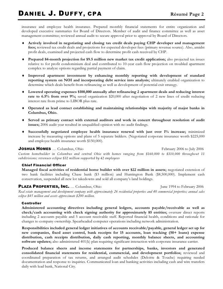 board of director resume board of directors resume samples