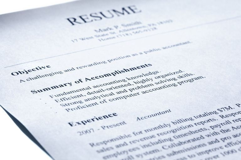 Pretentious Idea Writing The Perfect Resume 8 Free Resume ...