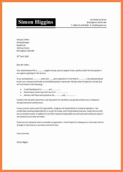 7+ professional covering letter for job application | Life ...