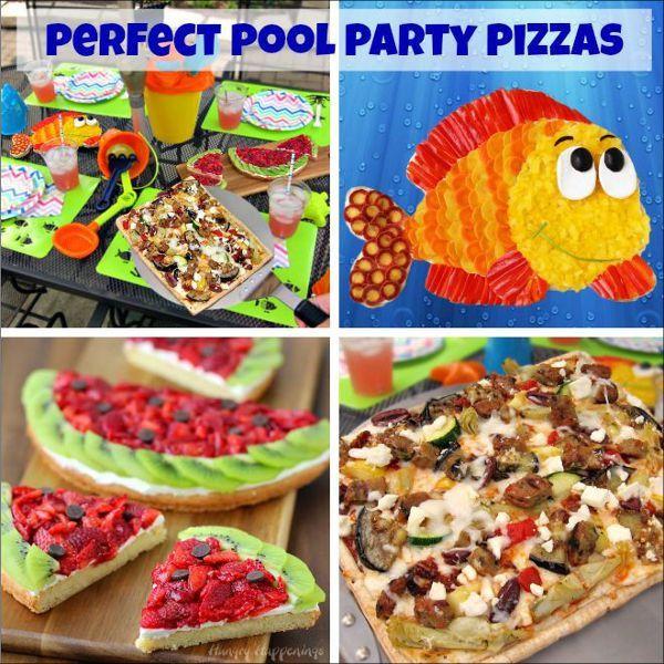 9+ Pool Party Menu Templates - Designs, Templates | Free & Premium ...