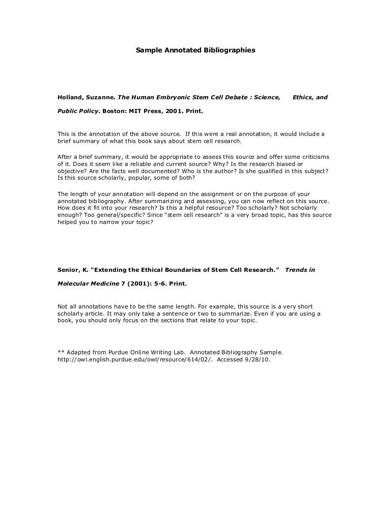 annotated bibliography apa owl, Writing academic cv. Writing Good ...