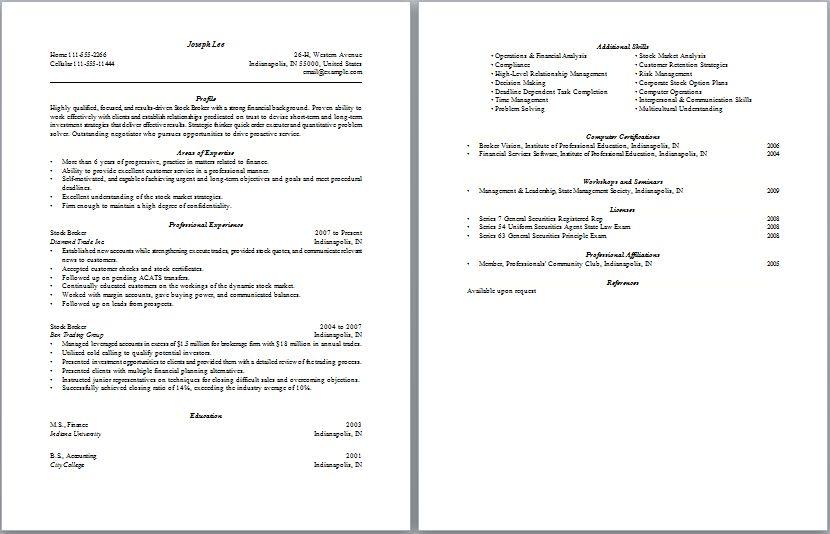 cashierstocker resume samples. stocker resume job description ...