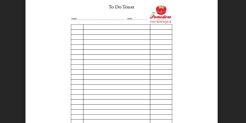 Every To Do List Template You Need (The 21 Best Templates ...