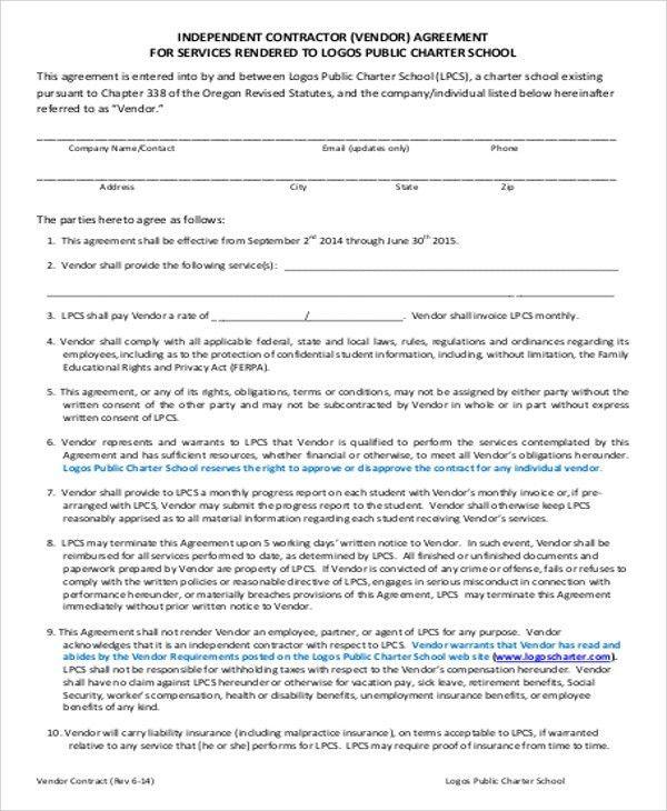 38 Basic Agreement Samples