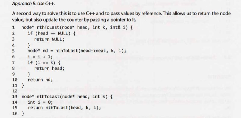 recursion - Pass by Pointer Objective C - Linked List - Stack Overflow
