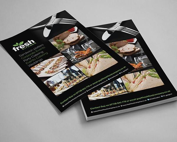 A4 Flyer Card Printing and Design Scotland | UK wide – Print ...