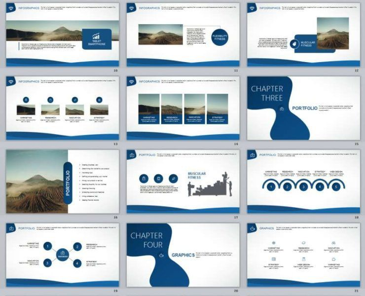 29+ Best Slide Report PowerPoint templates | PowerPoint Templates ...