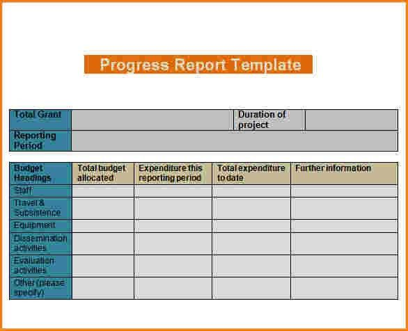 12+ daily status report template | worker resume