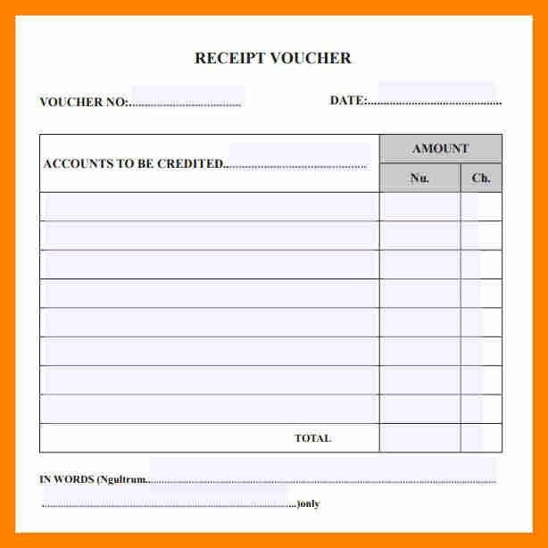 10+ receipt voucher format | resume sections