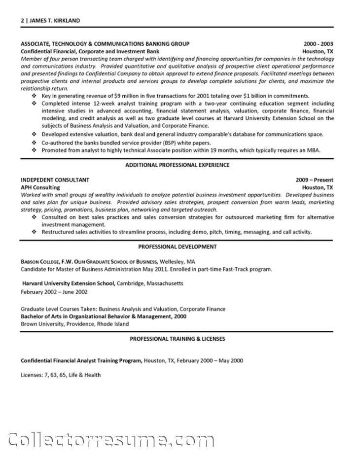 Cognos consultant resume sample