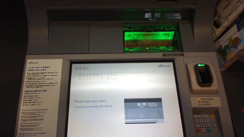 ATM's & Credit Cards, Japan Travel Guide - Happy Jappy