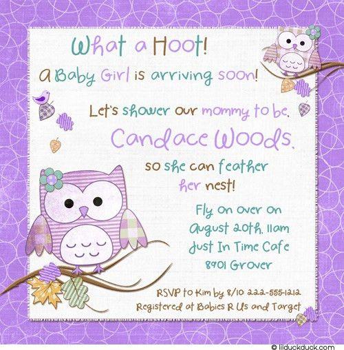Make Baby Shower Invitation Wordings so Special | DolanPedia ...