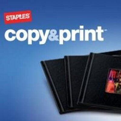 Staples Copy Centre (@twellscpc) | Twitter