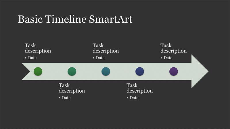 Timelines - Office.com