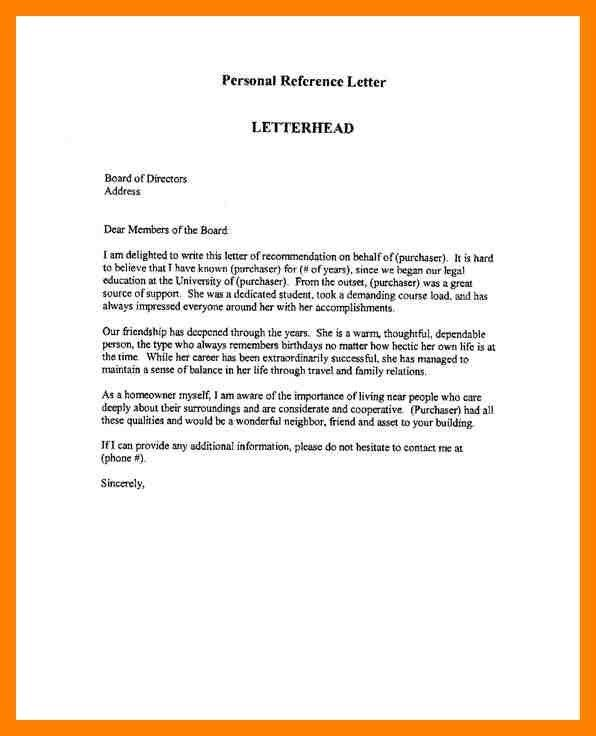 Self Recommendation Letter. Letter-Of-Recommendation-Templates ...