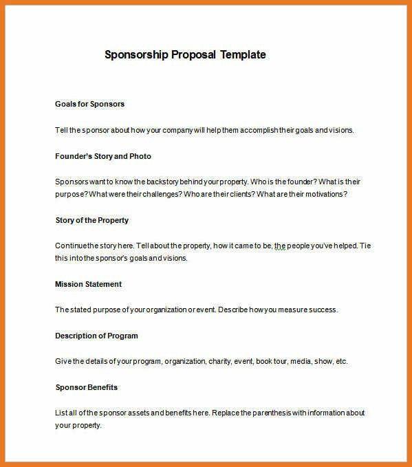sponsorship proposal template | art resume skills