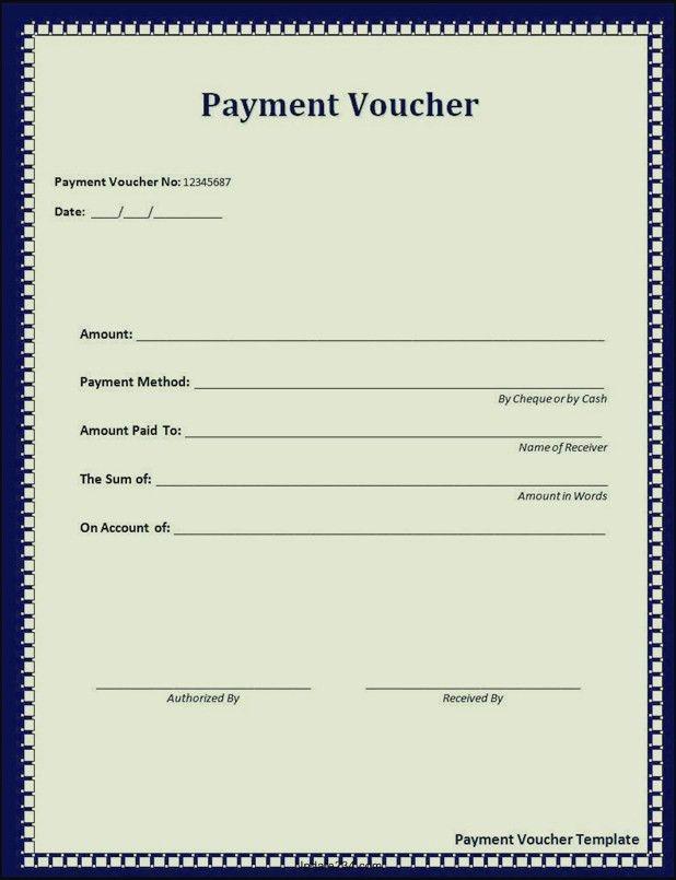 cash-payment-receipt-template-free - Template Update234.com ...