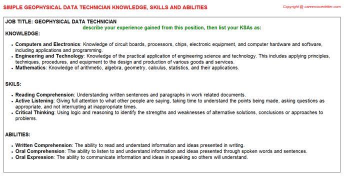 Data Encoder Federal Resume KSA