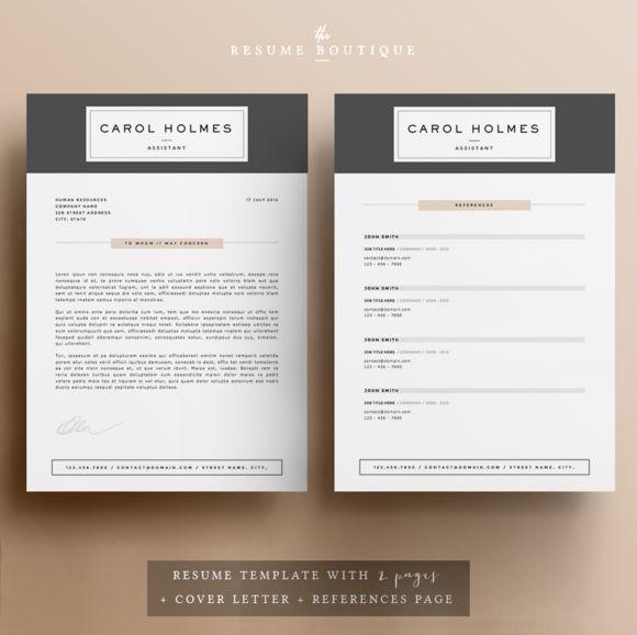 86 best Resume images on Pinterest | Resume ideas, Cv design and ...